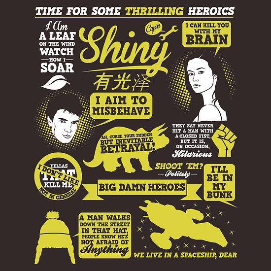 :) Firefly Quotes