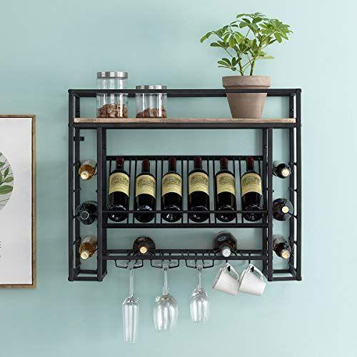 o k furniture industrial wine racks