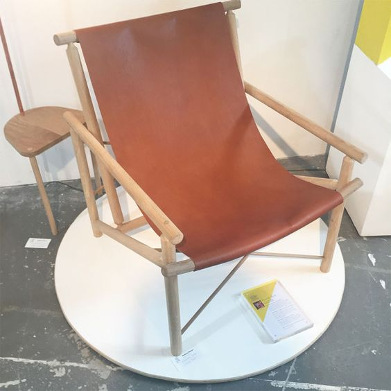 Gareth Neal's Sling Chair
