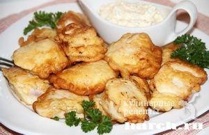 Куриное филе в сметанном кляре, retsepty dlya kormyashhih mam vtorye blyuda iz pticy vtorye blyuda