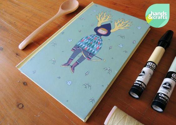 hands & crafts: 'Arquero' [Colaboración con @malacara] - Kichink