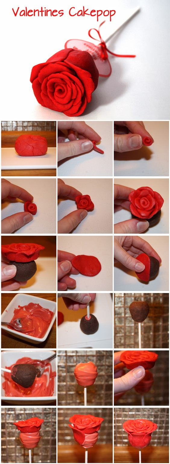 Decorating Cake Pops Uk : Cake pop, Valentine cake and Valentines on Pinterest