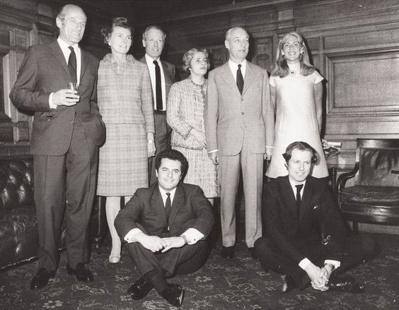 Banking clan The Rothschilds liked to keep it in the family (four of dynasty founder Mayer Rothschild's granddaughters married his grandsons...