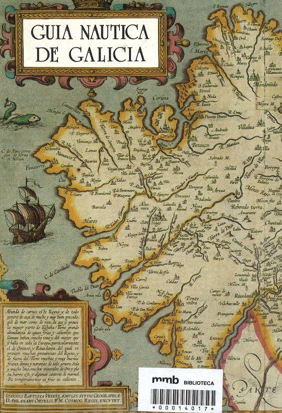 Guía náutica de Galicia