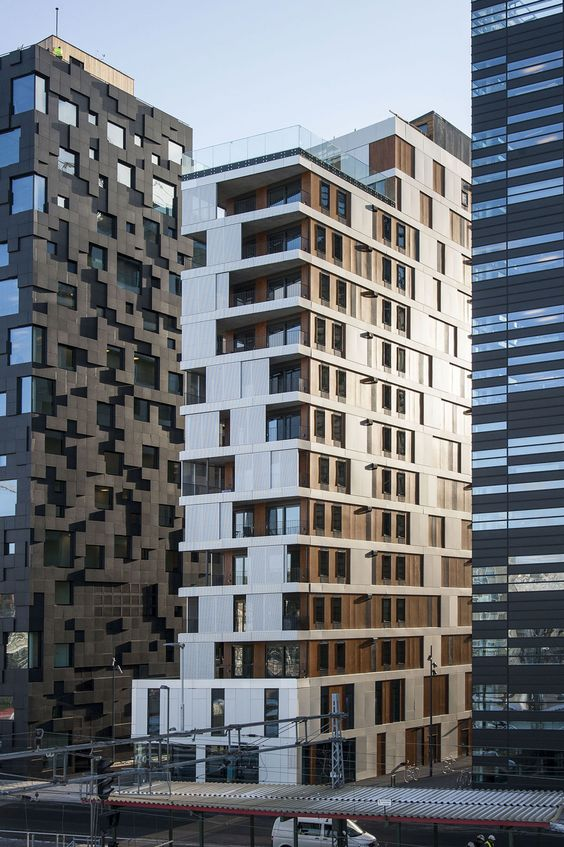 MAD arkitekter · The MAD-building · Divisare