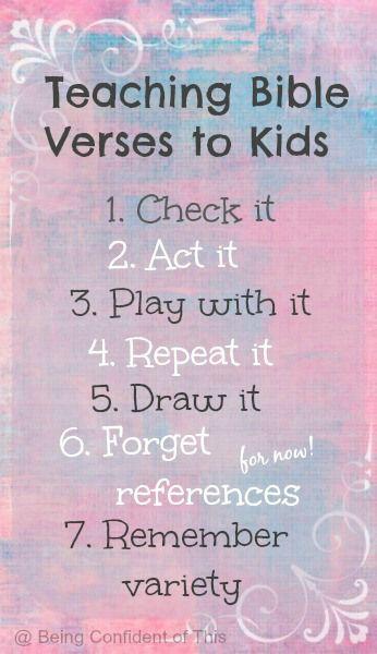7 adult bible teaching ways
