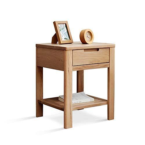 Fei Ji Bedside Table Solid Wood Bedside Table Nordic Economy Bedside Storage Cabinet Modern Wooden Bedside Table Solid Wood Bedside Tables Solid Wood Bedside