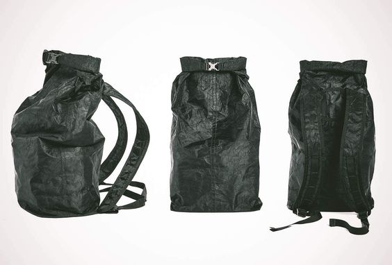 Outlier Minimal Backpack in Black