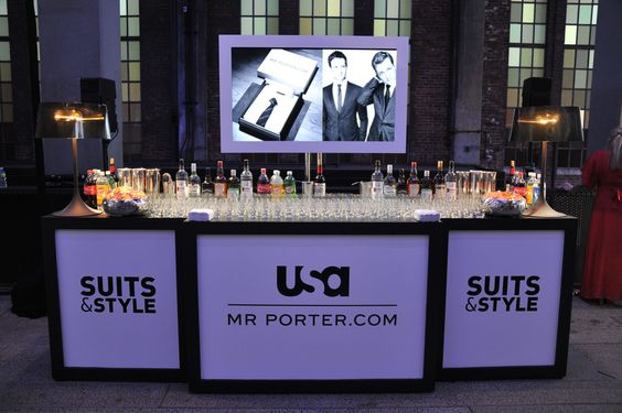 'A Suits Story' Fashion Show at the Highline in New York City on Tuesday, June 12, 2012