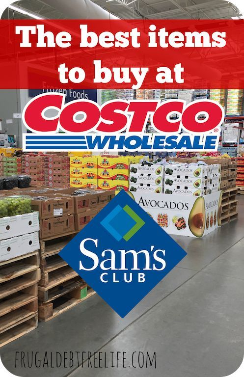 The Best Things To Buy From Sam S And Costco Cool Things To Buy