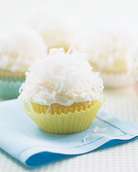 Fun & Fanciful Cupcakes  Indulge your sweet tooth with treats that look and taste good, like Coconut Cupcakes and Carrot Cake Cupcakes.