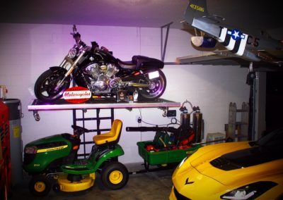 Motorcycle Atv Lifts For The Garage In Parrish Fl Garage