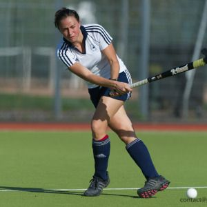 Hockey Sur Gazon Nationale 1 Dames SGHC Vs Villa Primrose