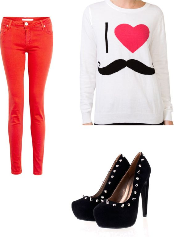 """Sin título #9"" by claragomez2000 ❤ liked on Polyvore"