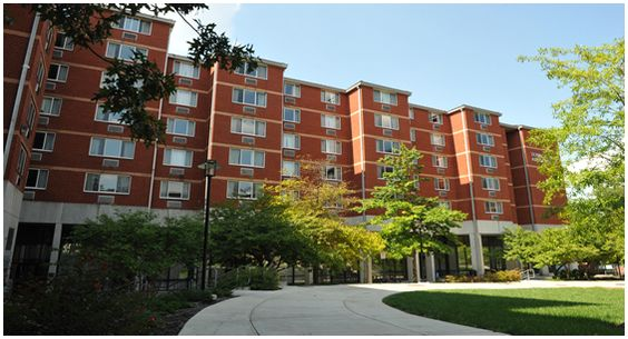 These are the freshman dorms at Towson University you should live in