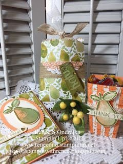 "Renee's Rubber Stampin' Ramblings: ""OSAT Blog Hop - Shabby Chic"""