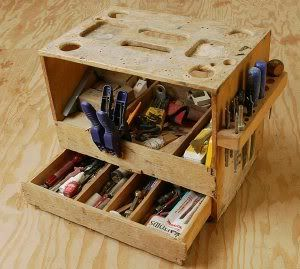 15 Free Toolbox Plans for Woodworkers  