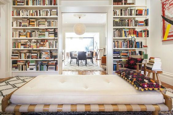 Great reading room!