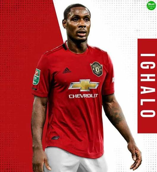 Kanu Boasts Of Ighalo S Ability To Replace Lukaku At Old Trafford In 2020 Manchester United Manchester United Soccer Man United