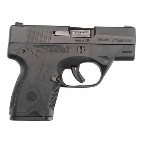 Beretta BU9 Nano Handgun is available at $494.99 USD in The Woodlands TX, 77380.