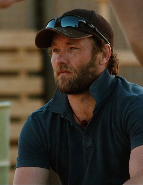 """""""He's such a talented actor, but he also so quickly humanises a character and in this case - an event. There's so much information on his face - a kind of sturdy authority - that he gives you a tremendous amount of confidence.""""   –  """"Zero Dark Thirty"""" director Kathryn Bigelow discussing Joel Edgerton"""