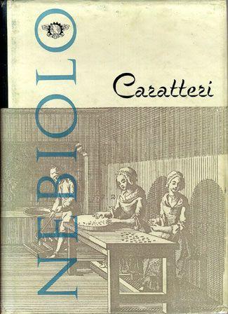 Niebolo catalog designed by Aldo Novarese