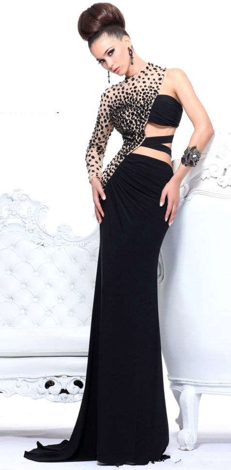 Gorgeous, Sexy, prom dresses and love the black http://www.mizansbridal.com/
