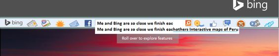 Hilarious Memes Me and Bing are so close...