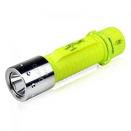 OxyLED DF20 Lampe Sous-Marin 500lumen LED Lampe de Poche pour la Plongée Etanche CREE Lampe de Torche, Alimentée par USB, Jaune OXYLED https://www.amazon.fr/dp/B01CG3IZOQ/ref=cm_sw_r_pi_dp_UGZbxb32D05Q3