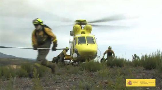 La Palma Info: Löschbrigaden sind Einsatzbereit