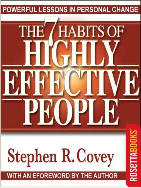 Digital The 7 Habits Of Highly Effective People Stephen R Covey