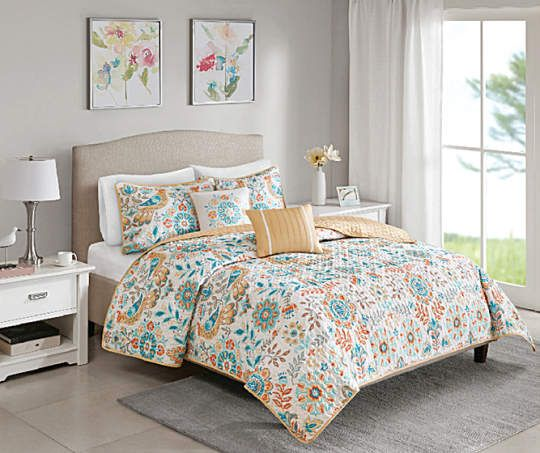 3dae064962ddb8c3d4dfbf53ab877ca1 - Better Homes And Gardens Nina 7 Piece Comforter Bedding Set