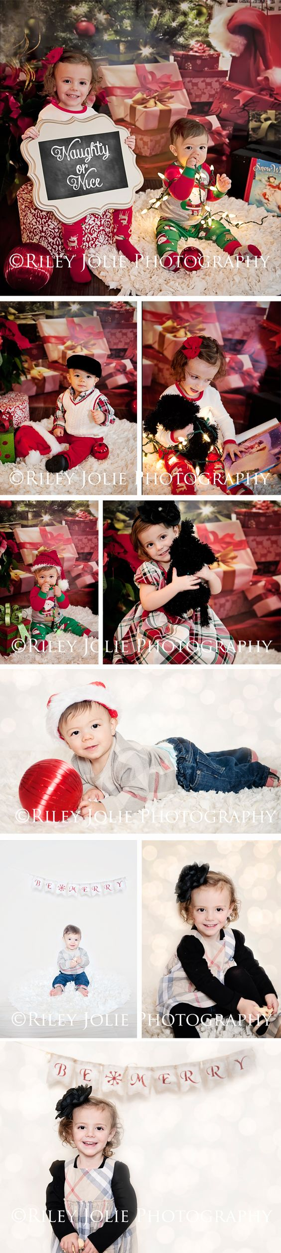Holiday cuties | Family Photography | Bridgeport #familyphotography #Christmasphotos, #siblings