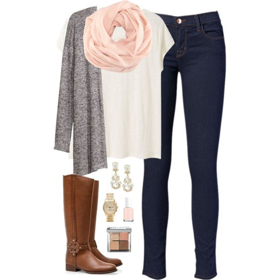 wanting cold weather now, created by classically-preppy on Polyvore