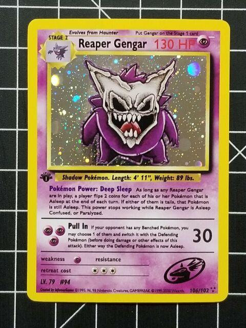 Pokémon WOTC//Vintage Booster Packs Guaranteed Holo//rare//1st Edition Cards
