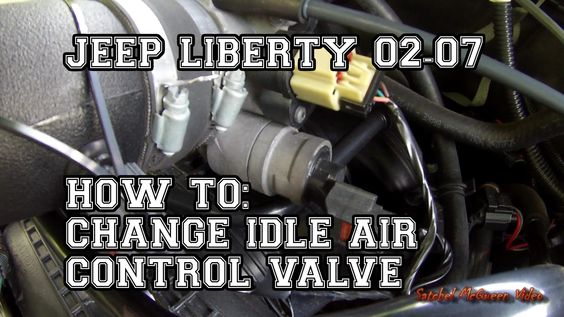 How To Change IDLE AIR CONTROL VALVE (IAC)