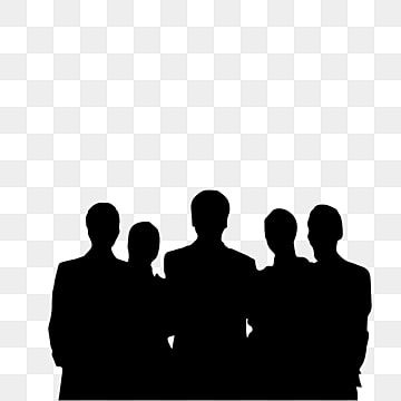 Corporate Work People Silhouette Corporate Silhouette Black Silhouette Work People Silhouette Png And Vector With Transparent Background For Free Download Silhouette Creative Silhouette Illustration Silhouette Png