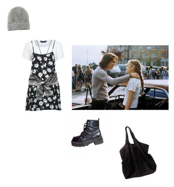 """""""I don't mind, I think so, I will let you go."""" by youtopia ❤ liked on Polyvore featuring Miss Selfridge, H&M, FOSSIL and Ganni"""