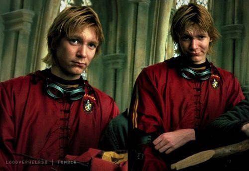 Beantworte Diese 10 Fragen Und Wir Verraten Dir Welcher Weasley Du Bist Weasley Zwillinge Harry Potter Zwillinge Oliver Phelps