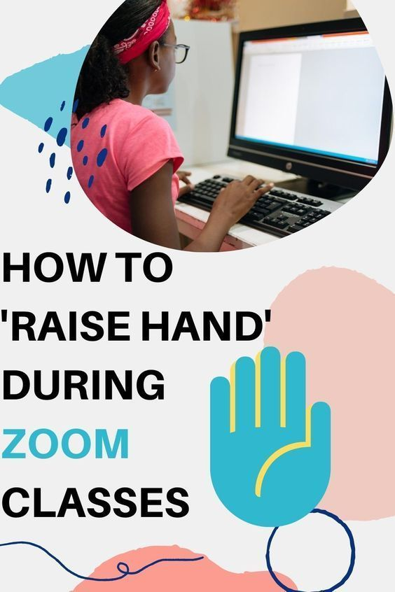 How To Raise Hand In Zoom A Complete Guide Kids N Clicks Digital Parenting Internet Safety Activities Online Safety Activities