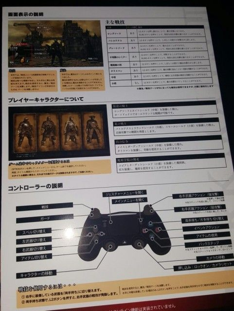 Dark Souls 3 Japanese Test