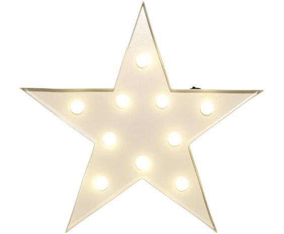 Leuchtobjekt Star