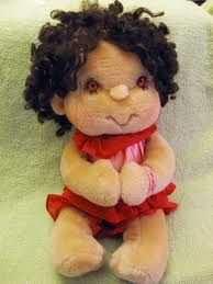 HUG-A-BUNCH DOLL.