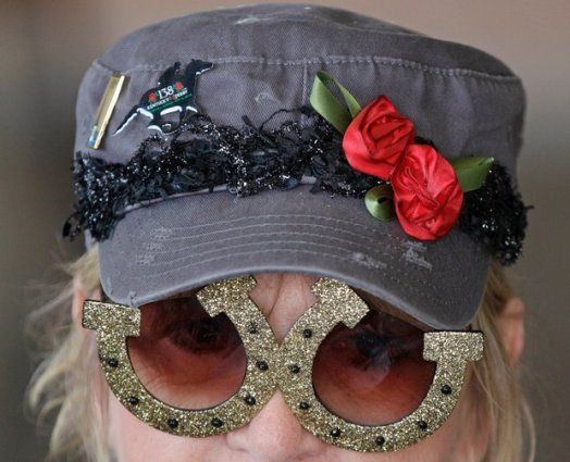 Kentucky Derby couture