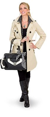 Black Heather Grace Adele Bag w/ Black Shay  #GraceAdele http://www.facebook.com/scentsifiedgirl