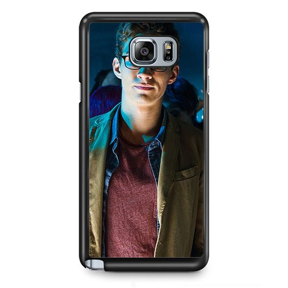 The Mortal Instruments City Of Bones Simon Lewis TATUM-10938 Samsung Phonecase Cover Samsung Galaxy Note 2 Note 3 Note 4 Note 5 Note Edge
