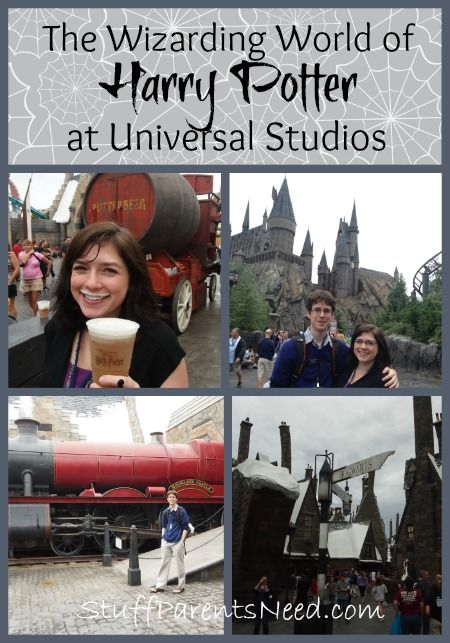Universal Studios Without Kids: In a Word, AWESOME!