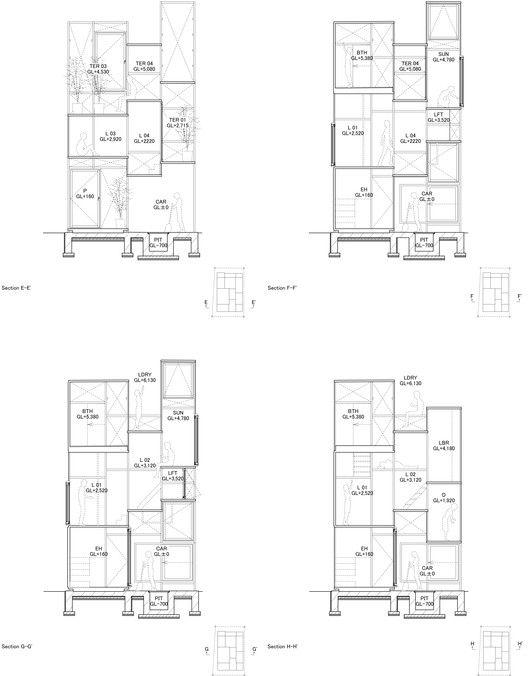 Gallery of House NA   Sou Fujimoto Architects - 10 Sou fujimoto - dessiner une maison en 3d