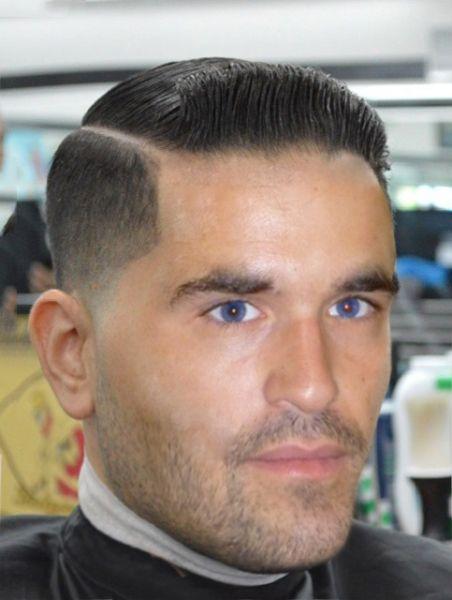 Cool Shape Gentleman And Beards On Pinterest Short Hairstyles Gunalazisus