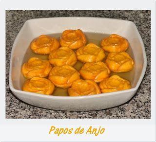 Iguarias de Açúcar e Sal: Papos de Anjo